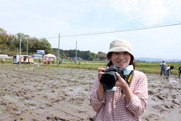 香り米プロジェクト 鈴木 美智代さん