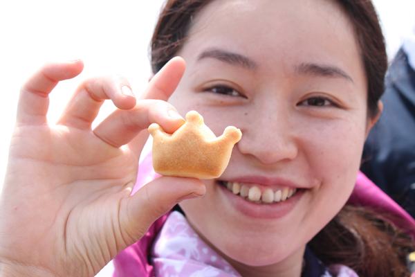 香り米プロジェクト 手作りスコーン