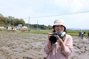 香り米プロジェクト 鈴木美千代さん